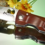MC-122R  Indian Rosewood handle